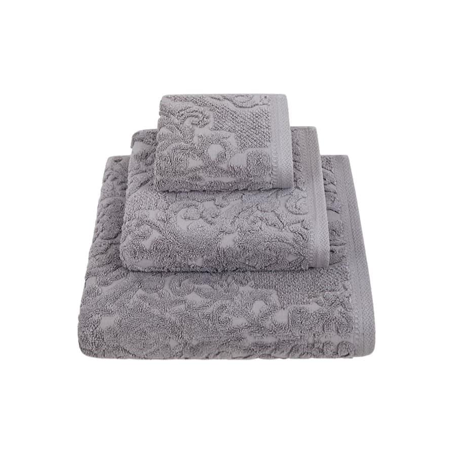 Комплект полотенец Luxberry ROYAL серый