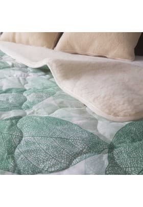 Одеяло Magic Wool Локон - Акация