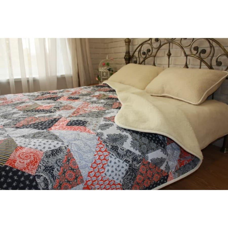 Одеяло меринос Magic Wool Локон-Фантазия