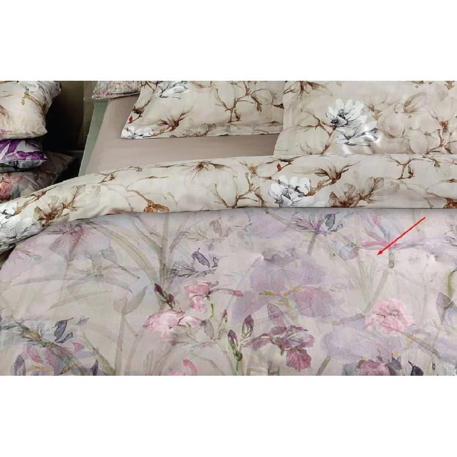Постельное белье Mirabello IRISES Rosa