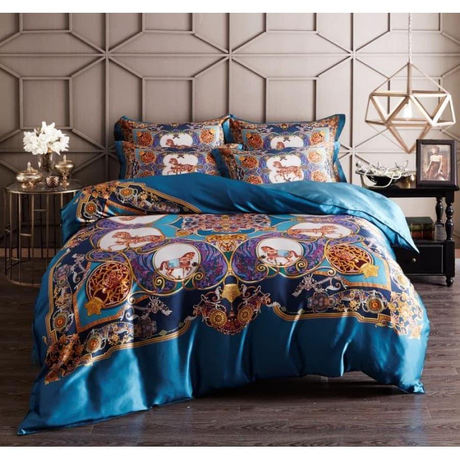 Шелковое постельное белье Эмильон