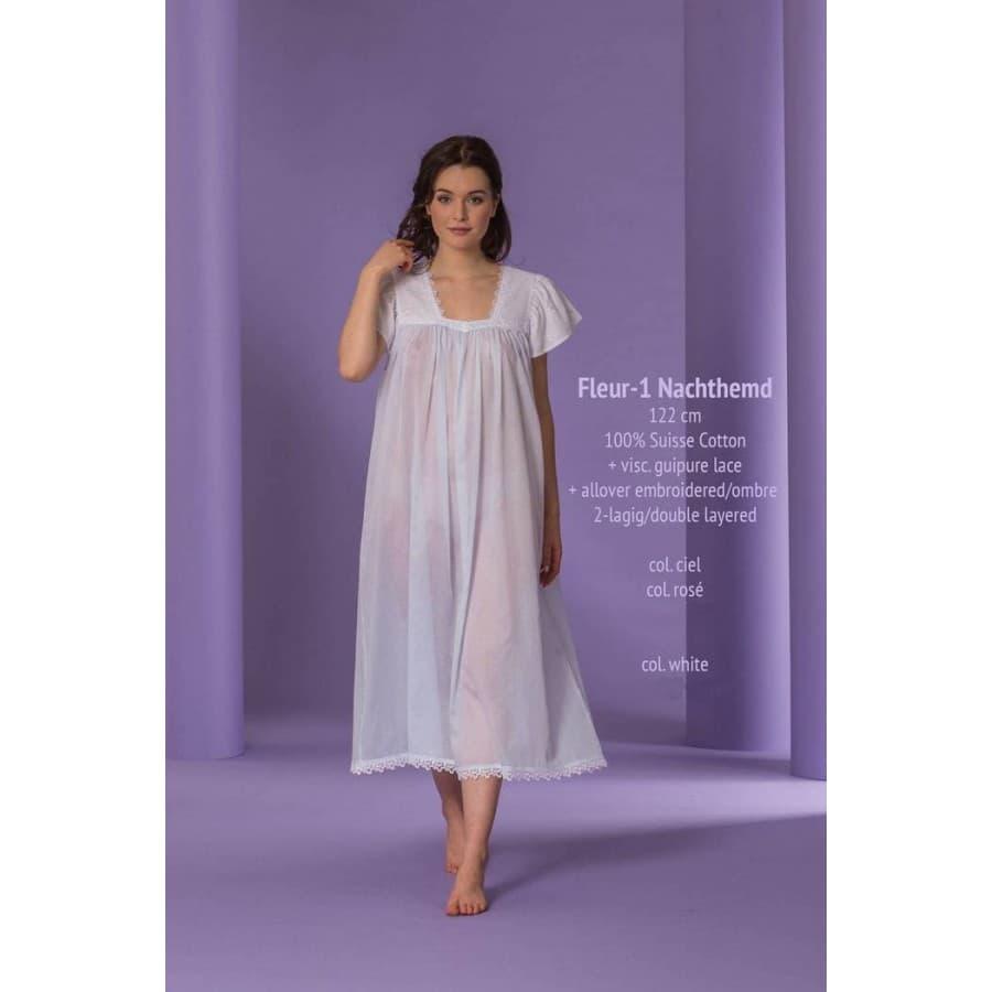 Ночная сорочка Celestine FLEUR-1 NG 1/4 (122см)