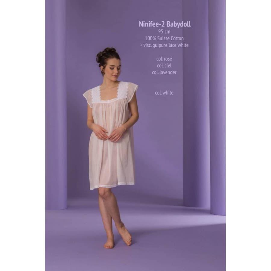Ночная сорочка Celestine NINIFEE-2 BD 1/4 (95см)