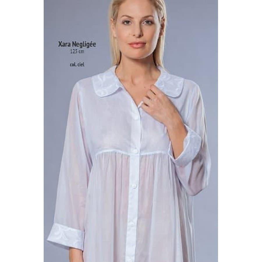 Ночная сорочка-халат Celestine XARA-2