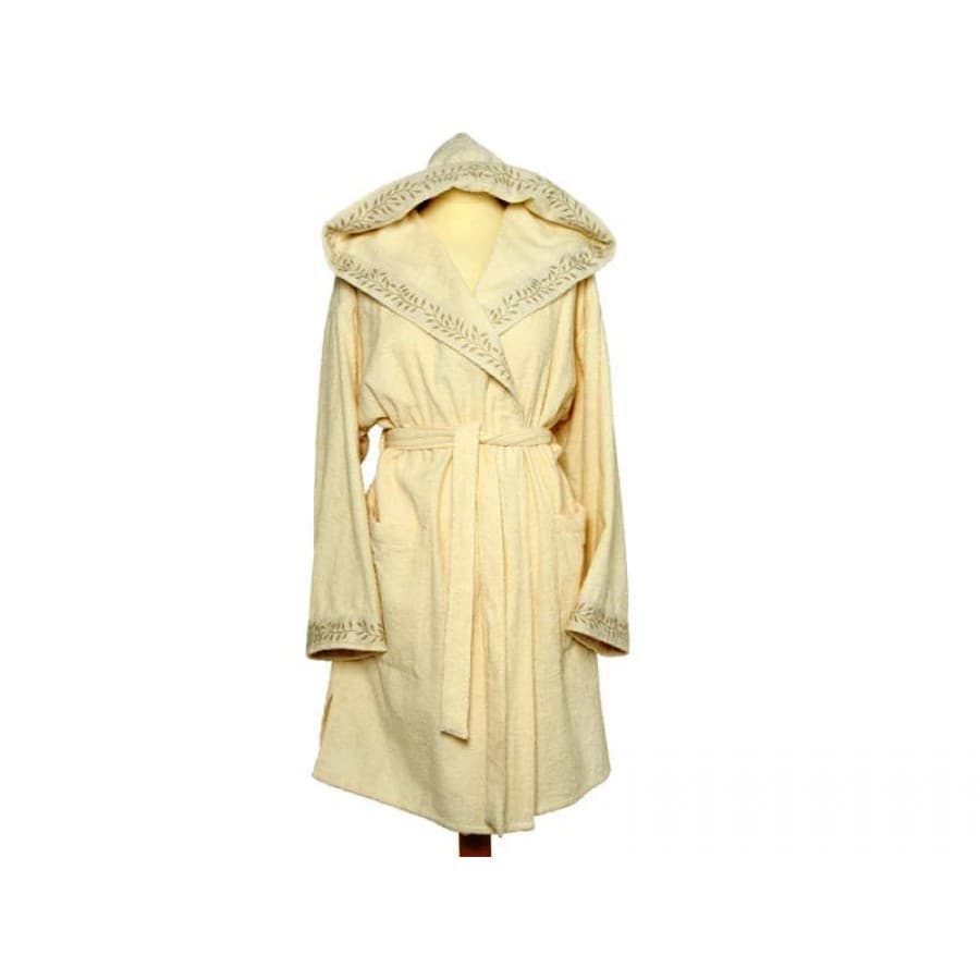 Махровый халат женский Svilanit Лола вита