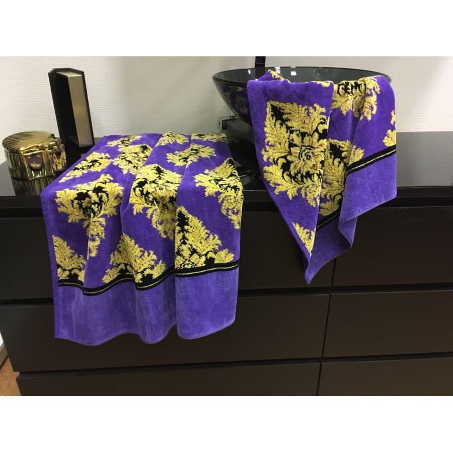 Полотенце Feiler Sanssouci Violett
