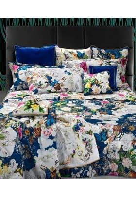 Постельное белье Roberto Cavalli BLAZE blue