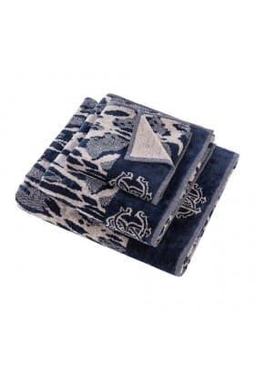 Набор полотенец Roberto Cavalli LINX grigio