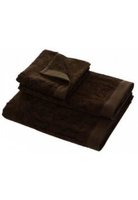 Набор полотенец Roberto Cavalli LOGO коричневый