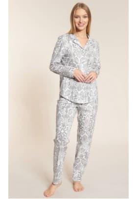 Пижама женская Rosch ORNAMENT PRINT