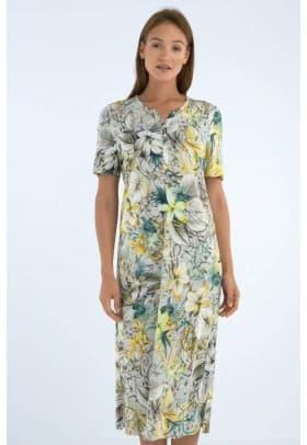 Платье-сорочка Rosch Германия MODERN FLOWER