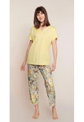 Пижама женская Rosch MODERN FLOWERS