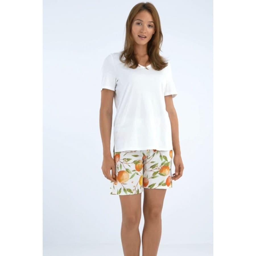 Пижама женская Rosch SWEET ORANGE