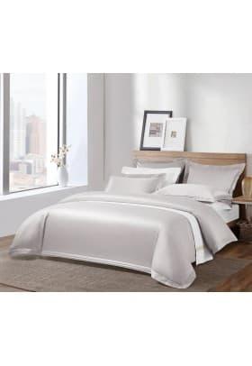 Постельное белье Sharmes Soho лилово серый
