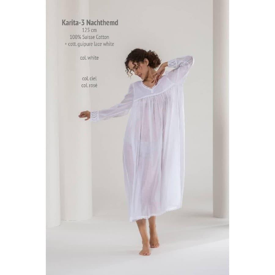 Ночная сорочка Celestine KARITA-3 NG батистовая