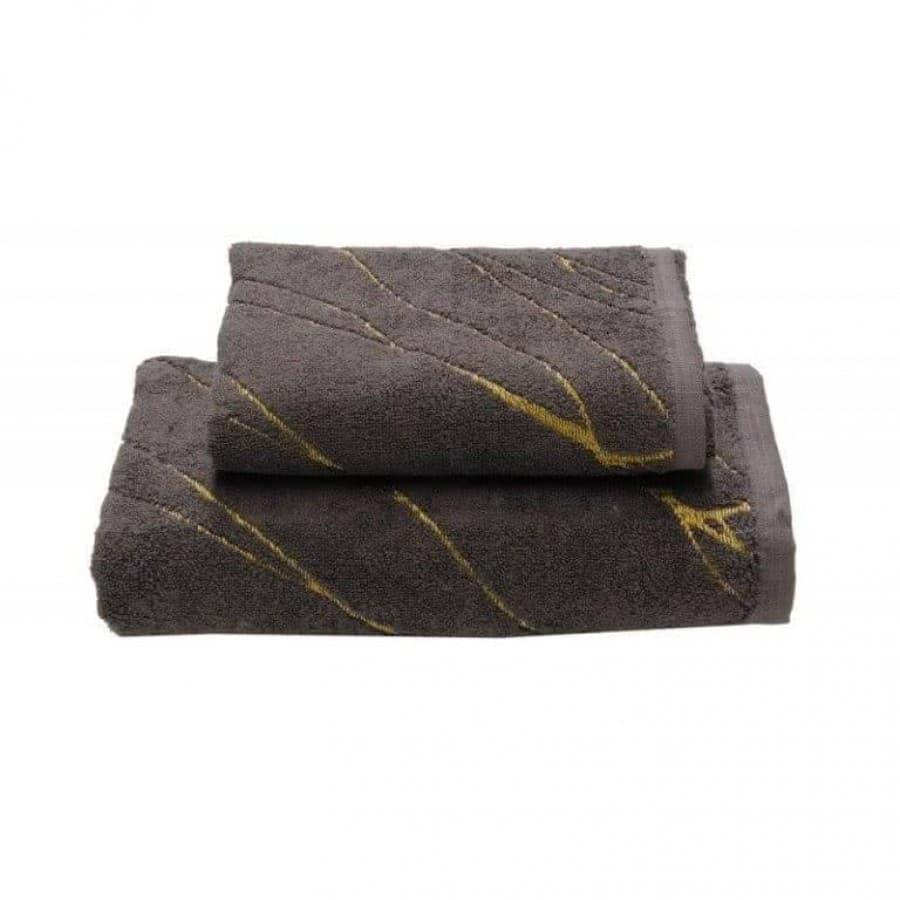 Набор полотенец Somma (Италия) AURUM коричневый