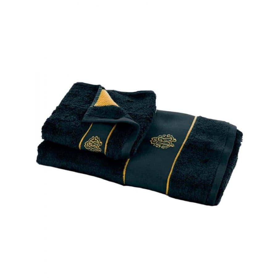 Полотенца Roberto Cavalli ( Италия) Gold New Antracite