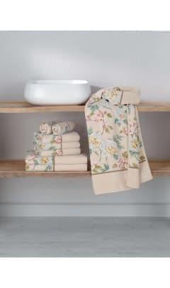 Полотенце Feiler (Германия) Vanilla Rose для ванны