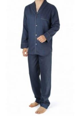 Пижама мужская Zimmerli HERITAGE IN BLUE