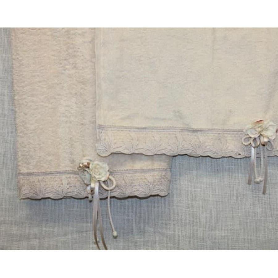 Набор махровых полотенец Creazioni Artistiche (Италия) PR110