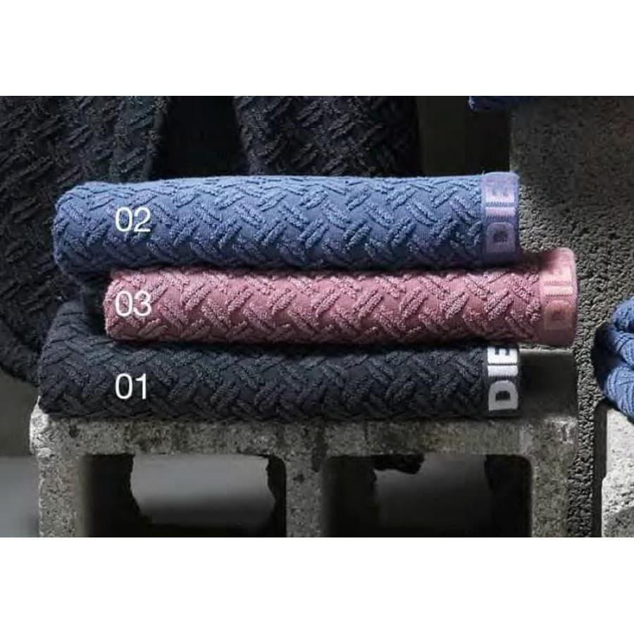 Набор полотенец Diesel STAGE 002 синий