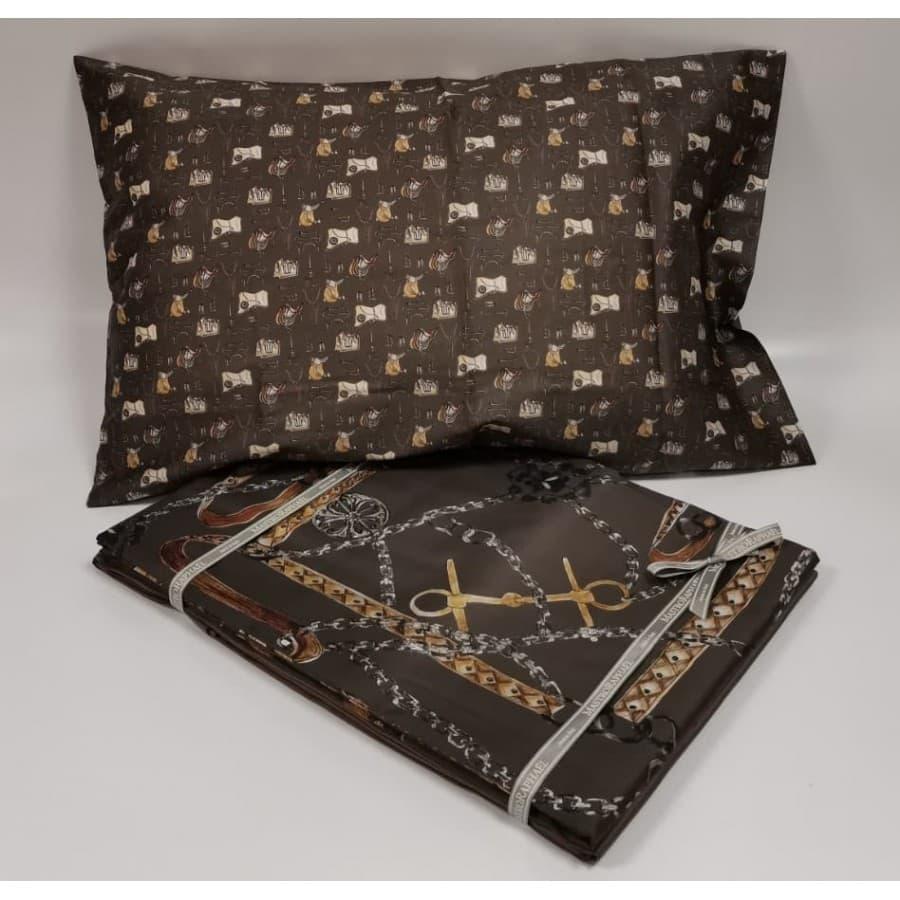 Постельное белье Mastro Raphael HARNAIS LARGE brown
