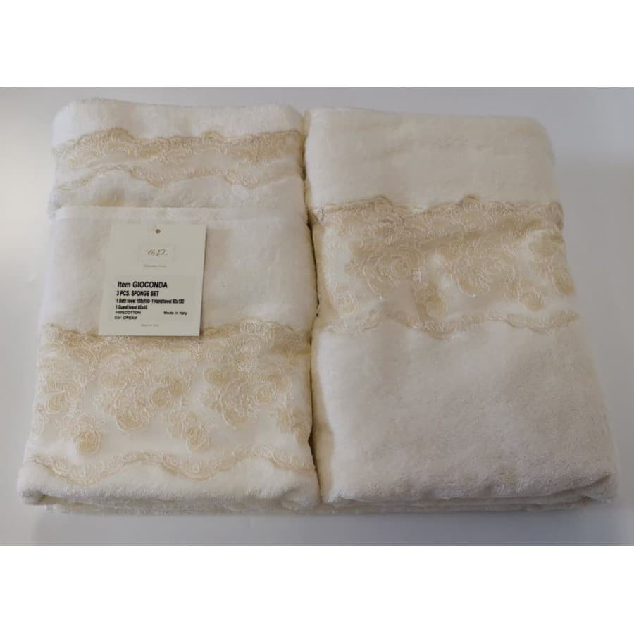 Набор полотенец Palombella GIOCONDA cream