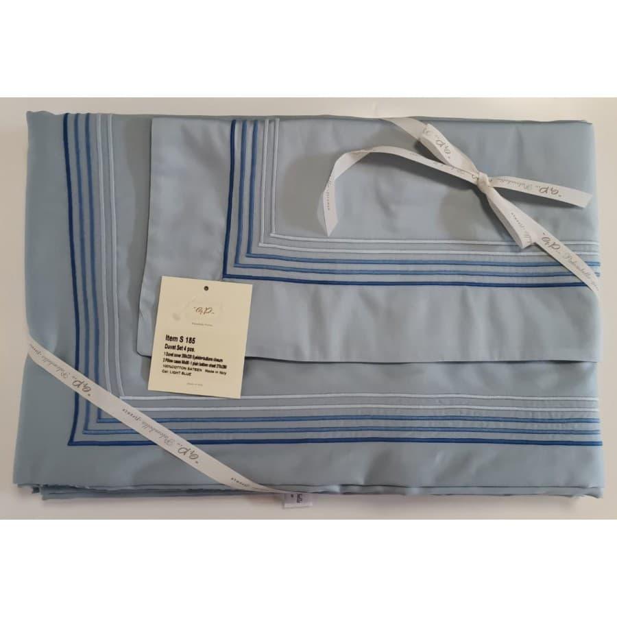 Постельное белье Palombella (Италия) S.185 light blue