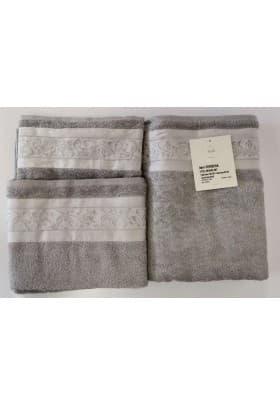 Набор полотенец Palombella VERBENA grey
