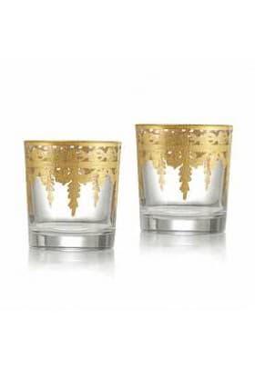 Набор стаканов для виски хрустальное стекло