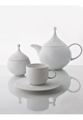 Чайная пара Zauberflote Rosenthal (Германия) фарфор