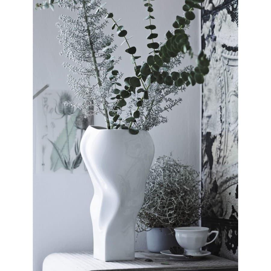 Ваза Blown ручной работы Rosenthal (Германия) фарфор