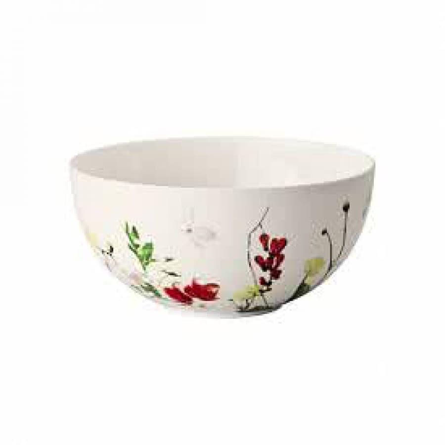 Чаша для супа Brillance Fleurs Германия костяной фарфор