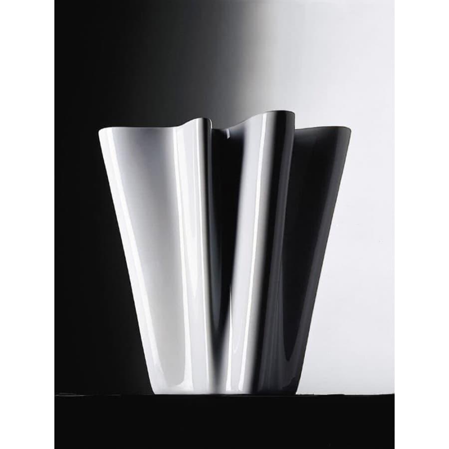 Ваза Flux ручной работы Rosenthal (Германия) фарфор