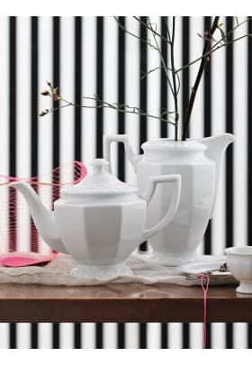 Чайник Maria White  Rosenthal (Германия) фарфор