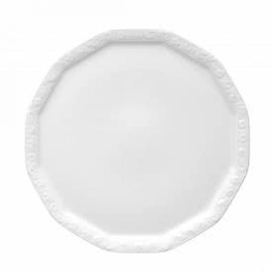 Блюдо круглое Maria White Rosenthal (Германия) фарфор
