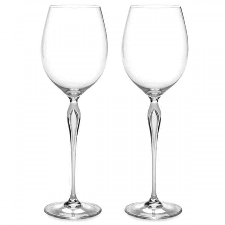 Набор бокалов для красного вина хрусталь 28,5 см, 2 шт