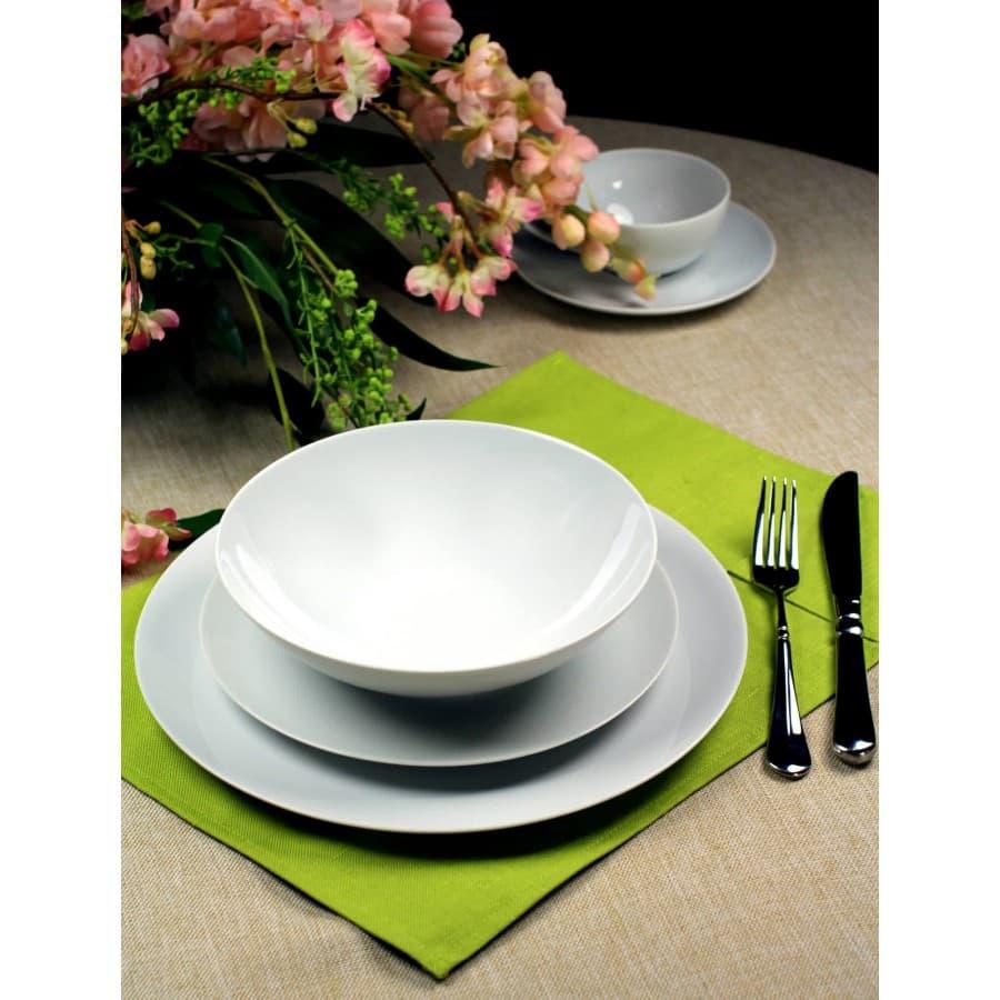 Тарелка суповая TAC Rosenthal Германия фарфор