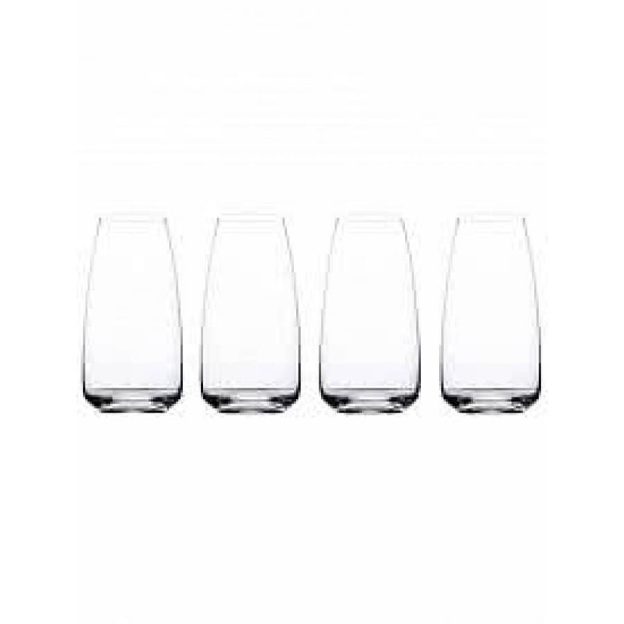Набор стаканов для воды TAC Crystal  4 шт