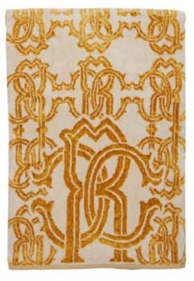 Полотенце Roberto Cavalli LOGO GOLD 001 95х150