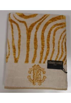 Полотенце Roberto Cavalli ZEB GOLD 001 95х150