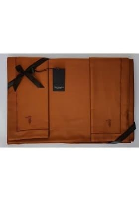 Постельное белье Trussardi LINE A21 Cuoio коричневый