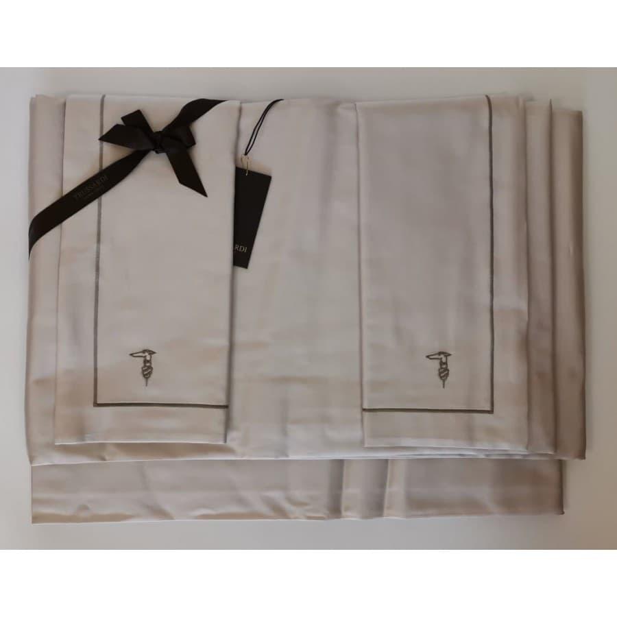 Постельное белье Trussardi LINE M56 Sabbia бежевый