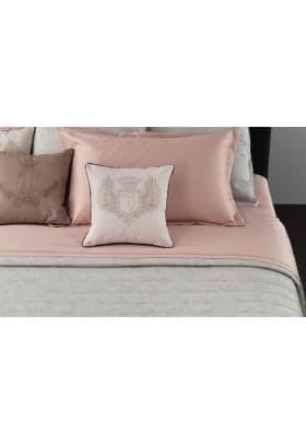 Постельное белье Trussardi LIS 04M Rose розовый