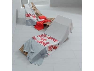 Домашний текстиль для ванной.